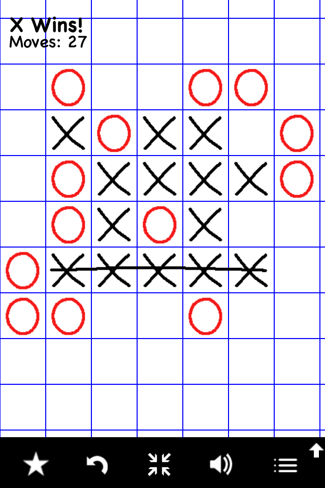 Mega Tic-Tac-Toe screenshot 4