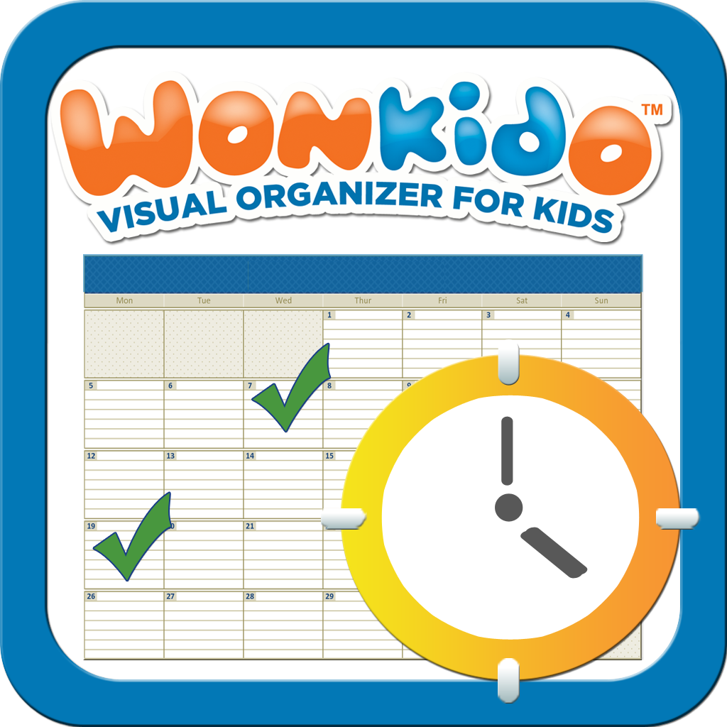 Wonkido Visual Organizer