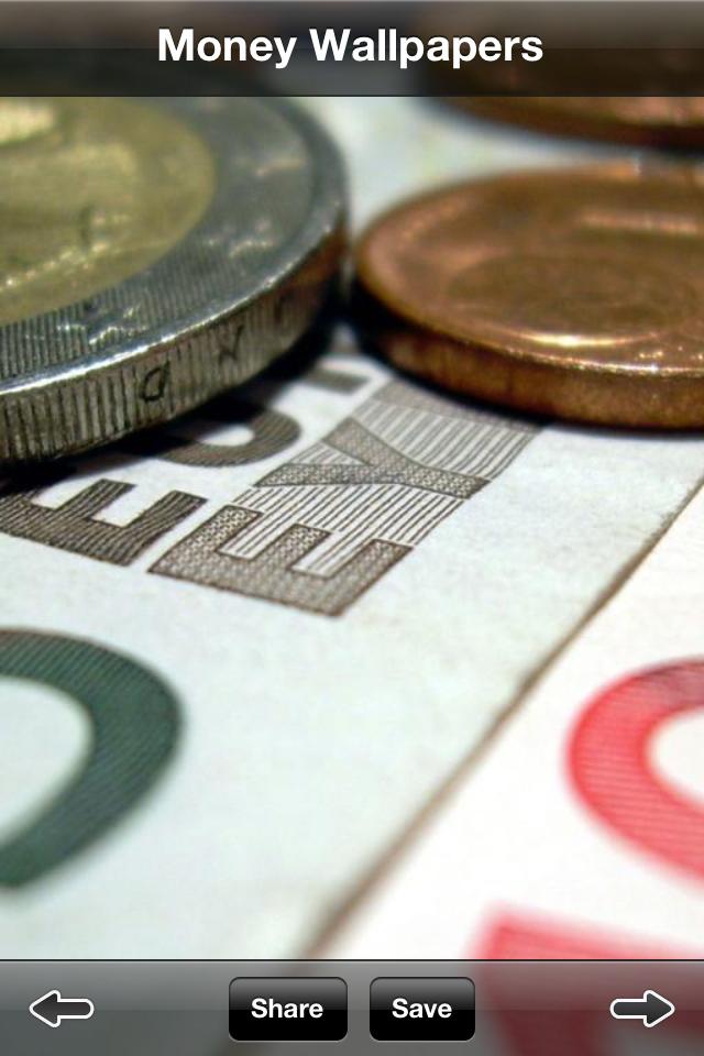 Money Wallpapers Screenshot