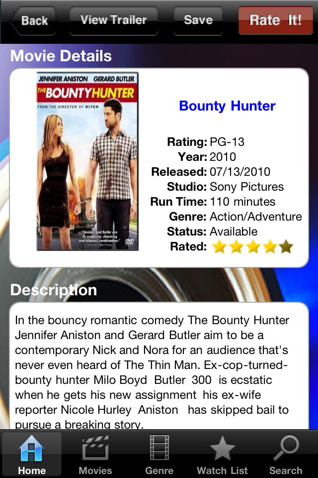 The Movie Guide - Pro screenshot #2