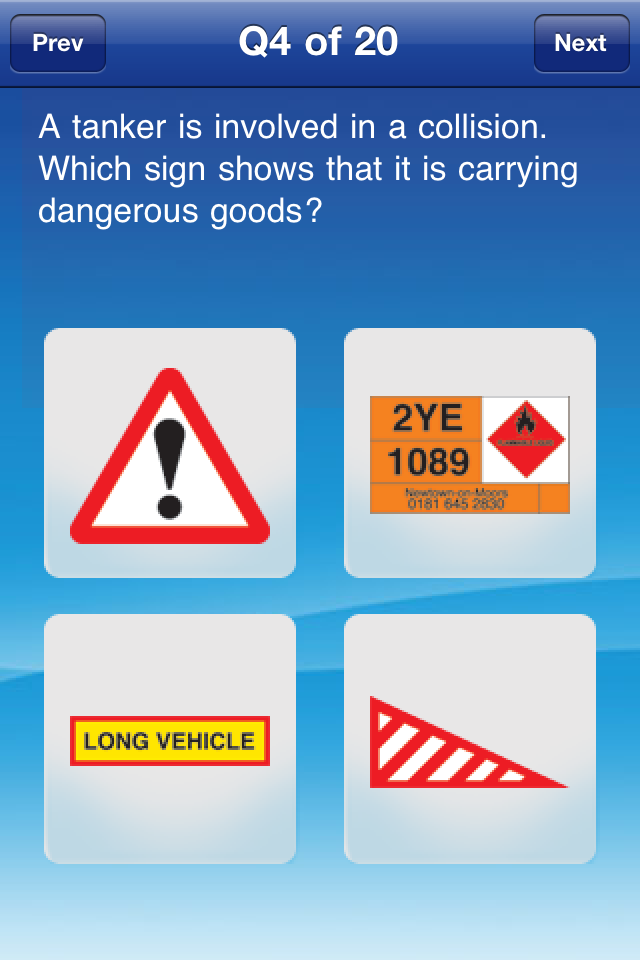 Theory Test - Driving Test Success screenshot #2