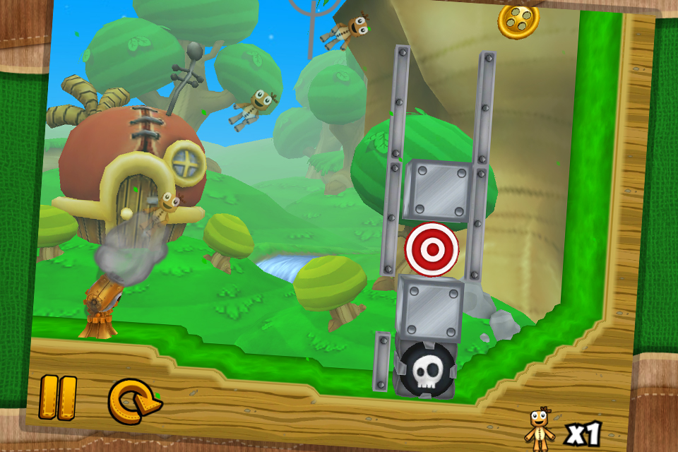 Ragdoll Blaster 3 Lite screenshot #5