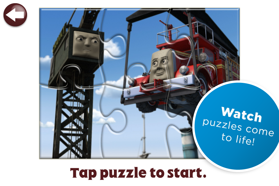 Thomas & Friends: Day of the Diesels screenshot 5