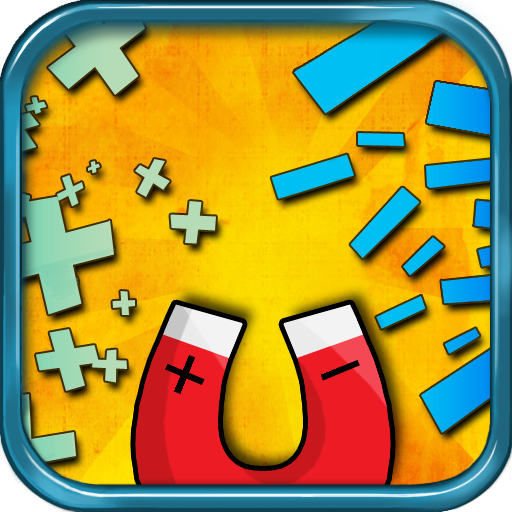 Repulse-O: A Match 3 Puzzle With a Block Falling and Magnetic Twist!