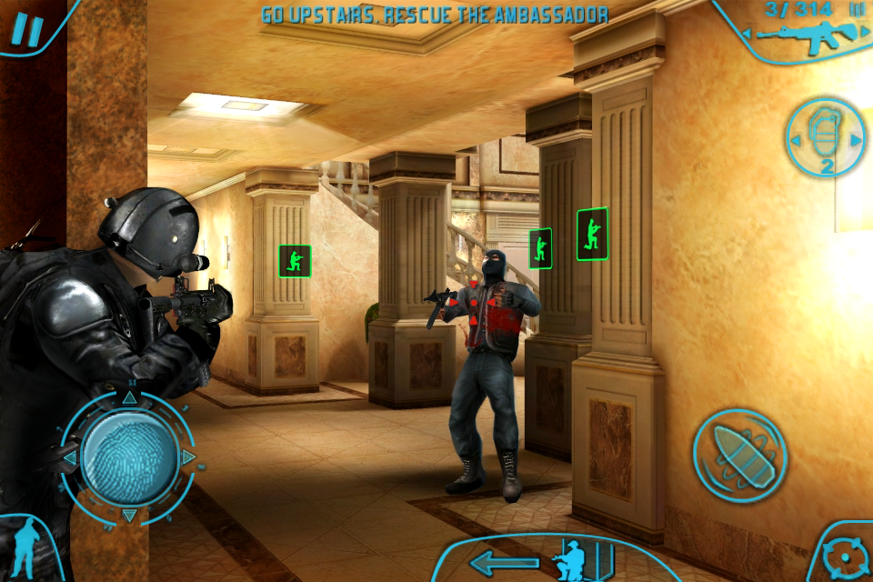 Tom Clancy's Rainbow Six®: Shadow Vanguard FREE screenshot #5