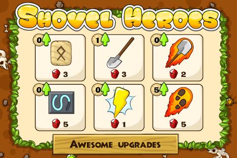 Shovel Heroes Screenshot