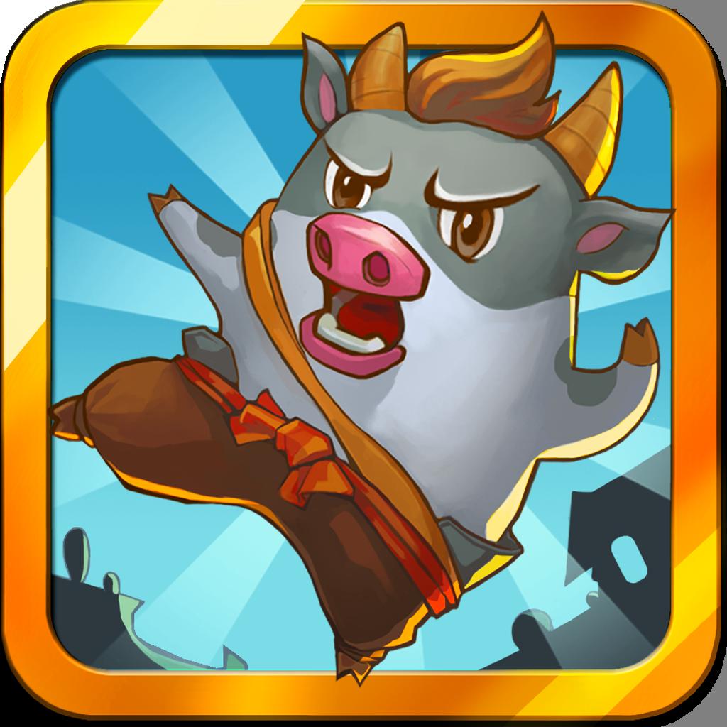 KungFu Farm:Yule's Revenge