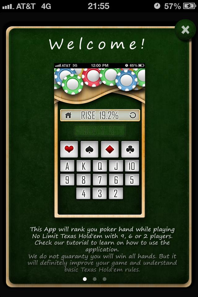 Poker Preflop Calculator