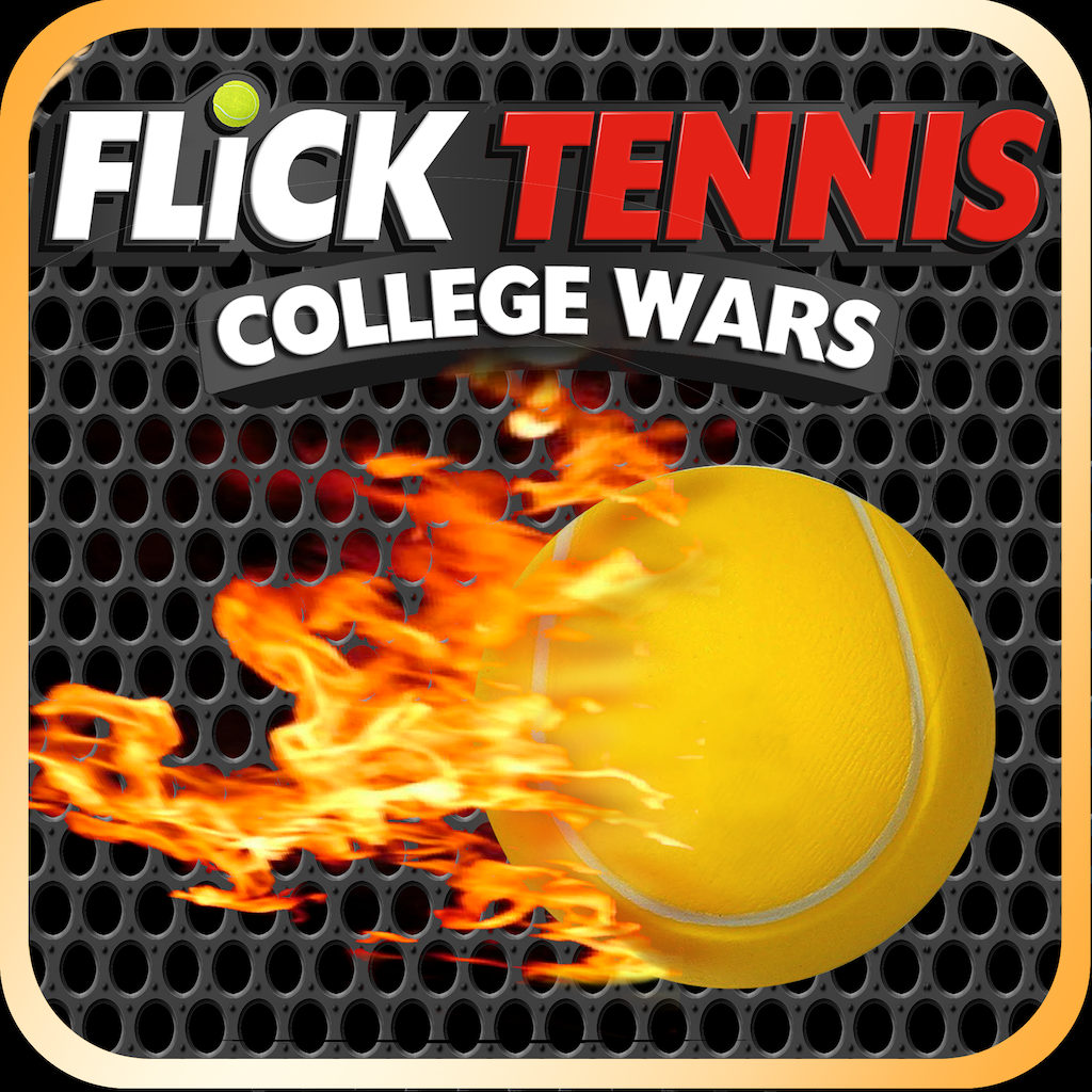 Flick Tennis: College Wars
