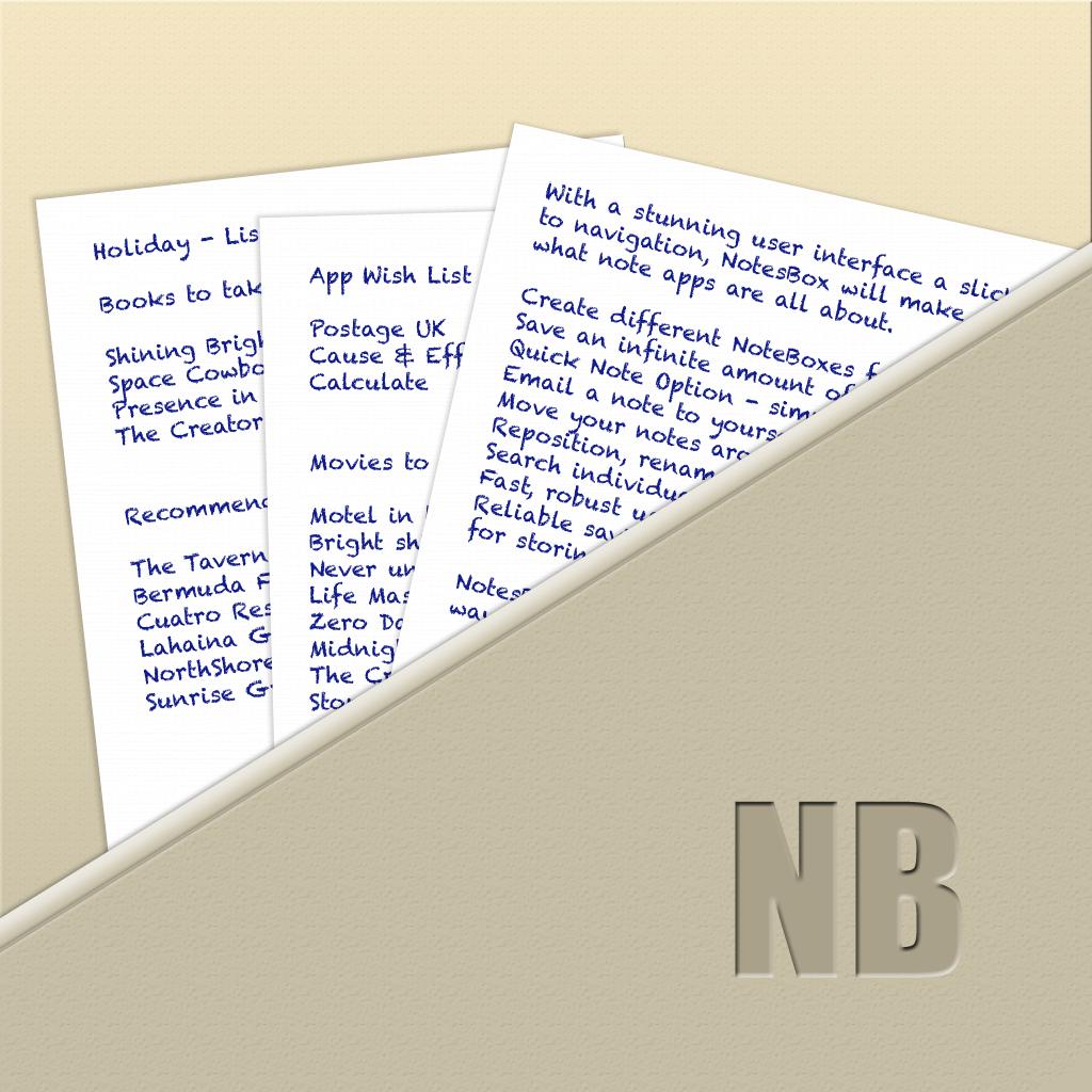 NotesBox