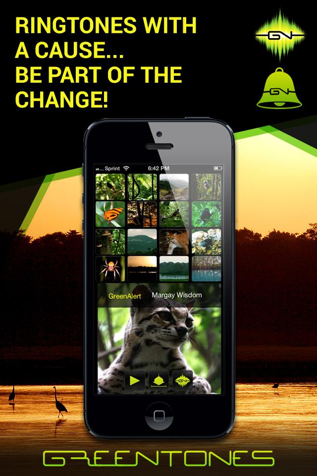 GreenTones Screenshot