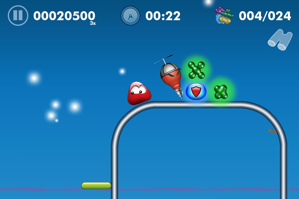 Blobster Lite screenshot 3