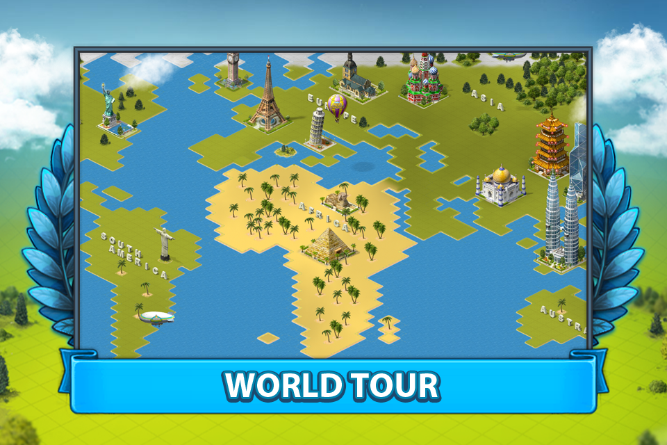 My Country: build your dream city screenshot 4