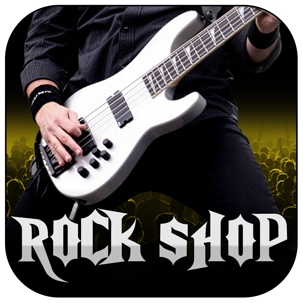 David Ellefson Rock Shop - Guitar and Bass Amp with Effects