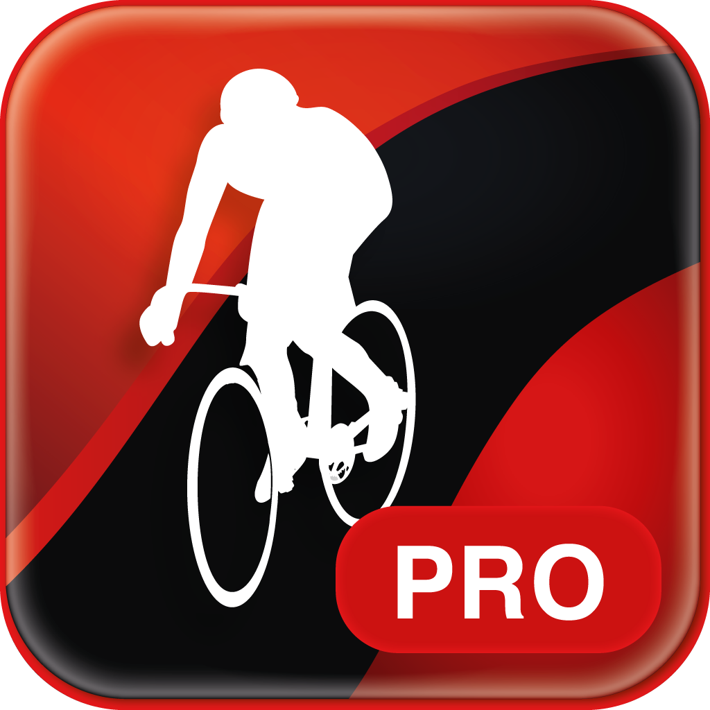 Road Bike Pro Cycling Computer powered by runtastic