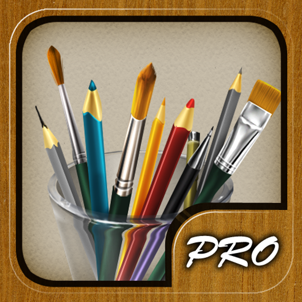 MyBrushes Pro - Paint, Draw, Scribble, Sketch, Doodle on Unlimited Size Canvas