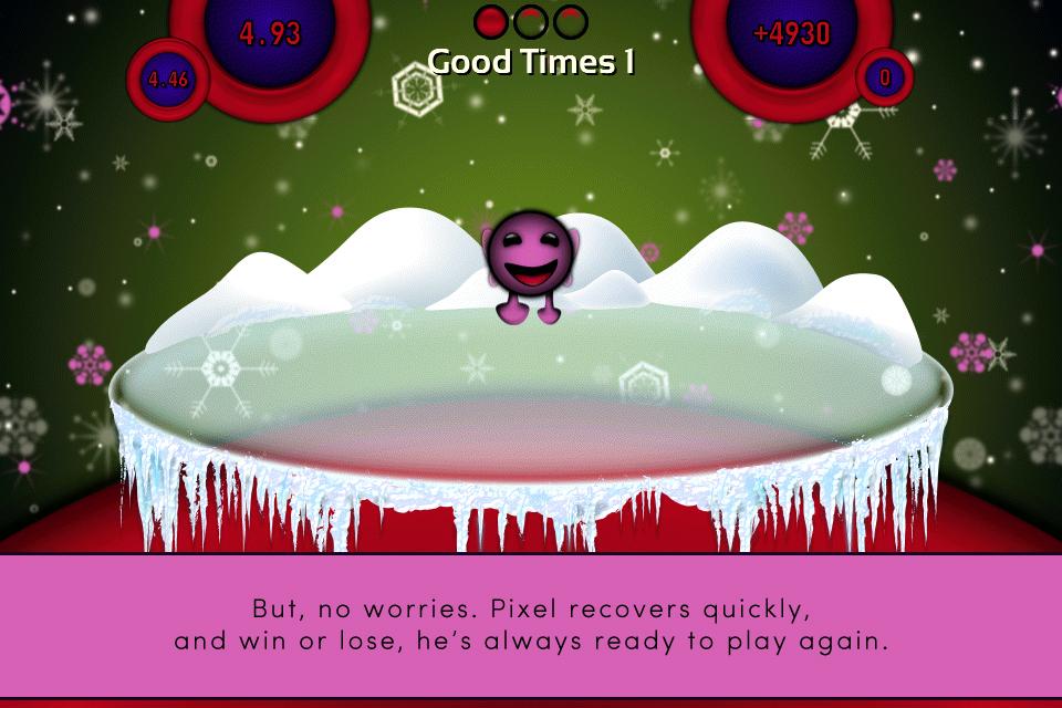 A Pixel Christmas 2012 Screenshot