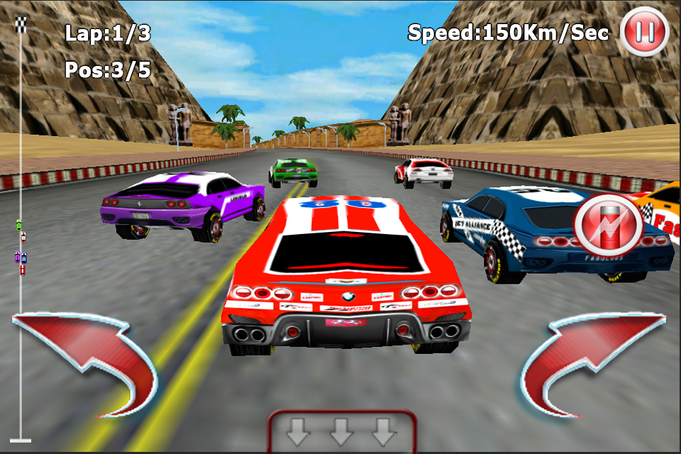 Android D Car Racing Games Apk Free Download
