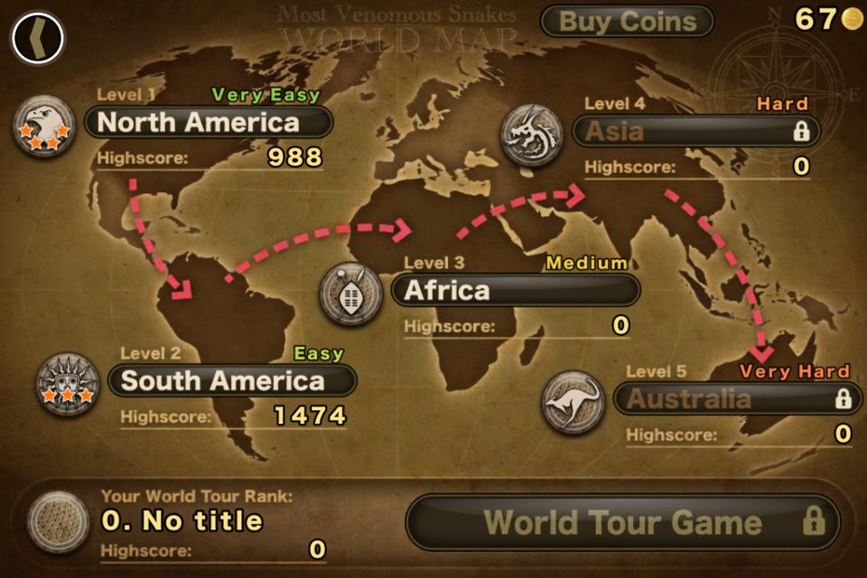 Killer Snake Screenshot