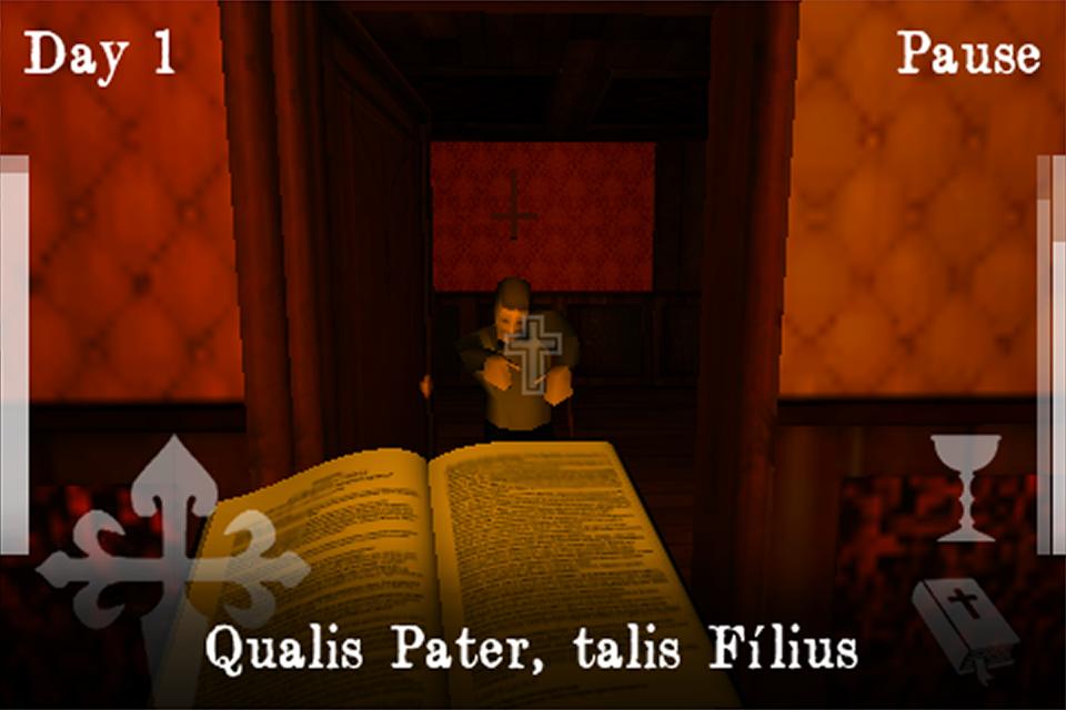 Holy Quest Screenshot