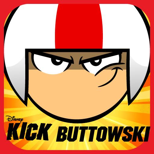 Kick Buttowski: Loco Launcho