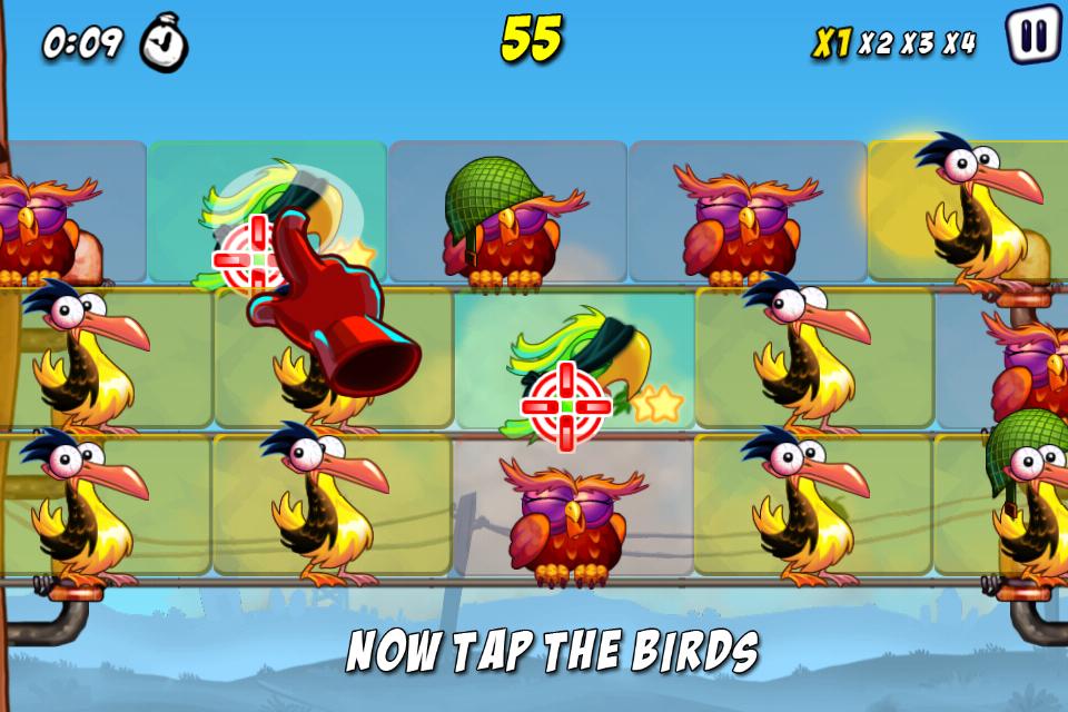 Bird Zapper! Lite screenshot #2