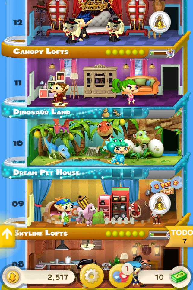 Dream Heights screenshot #1