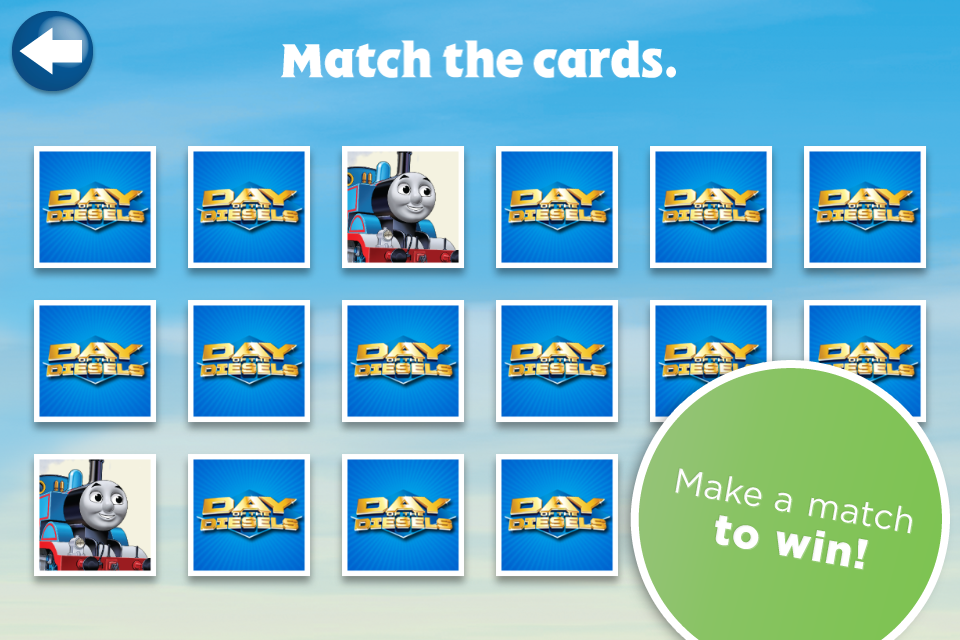 Thomas & Friends: Day of the Diesels screenshot 3