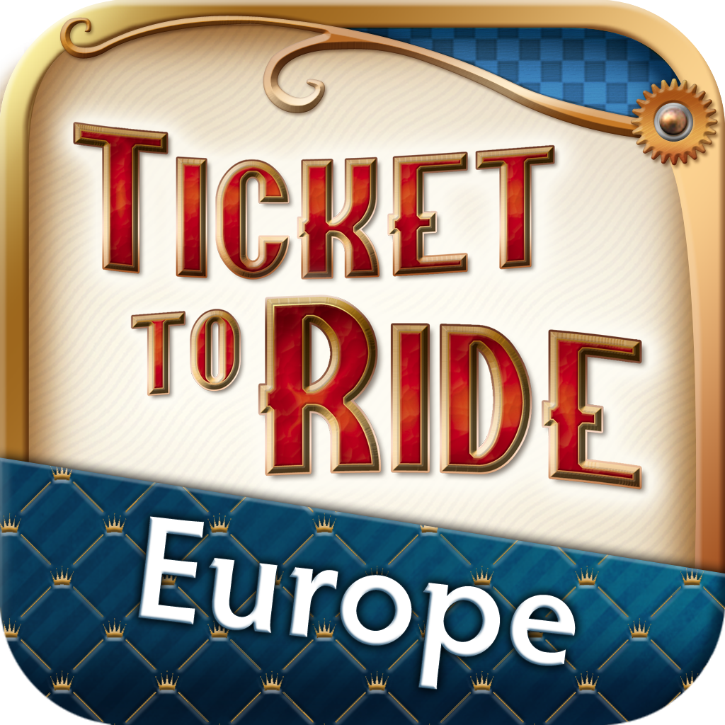 Ticket to Ride Europe Pocket