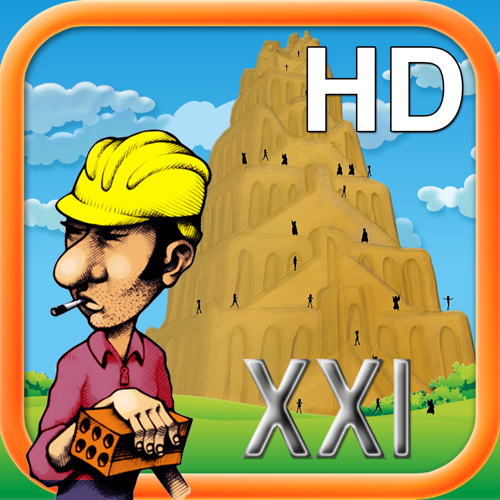 Tower of Babel HD?SigloXXI?