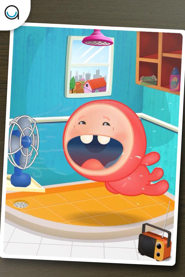 Sticky Icky Preschool Bathtime Fun Iphone