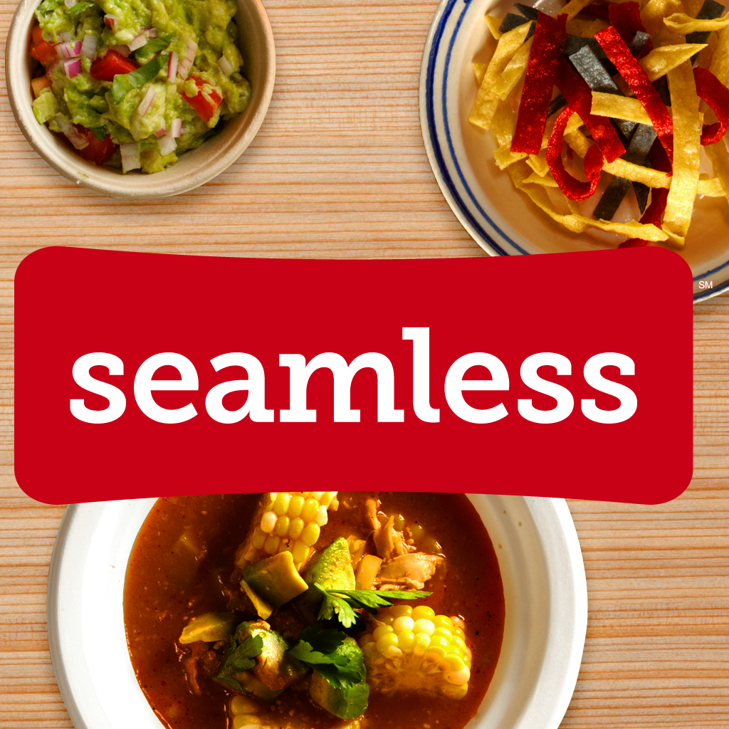 Seamless Food Delivery & Takeout