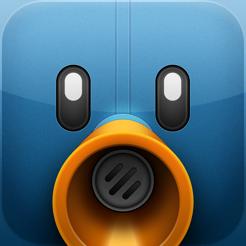 Tweetbot for Twitter (iPad edition)