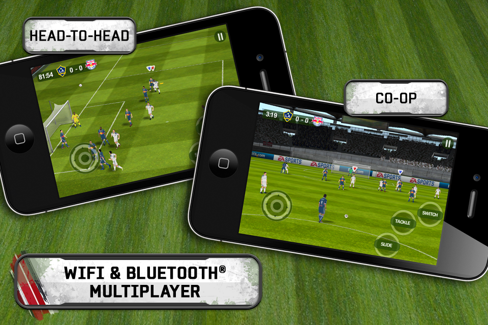 FIFA 11 by EA SPORTS™ screenshot 5