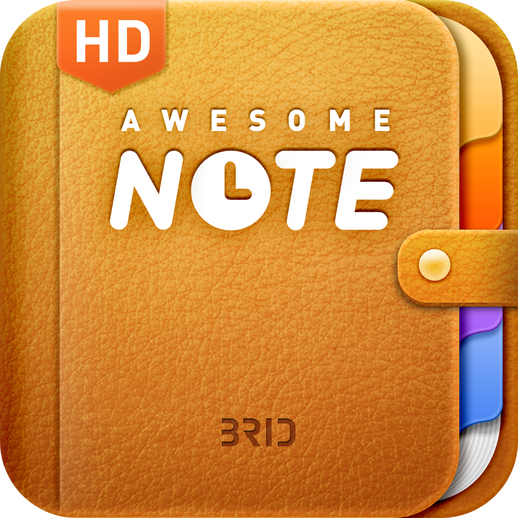 Awesome Note HD (+To-do/Calendar)