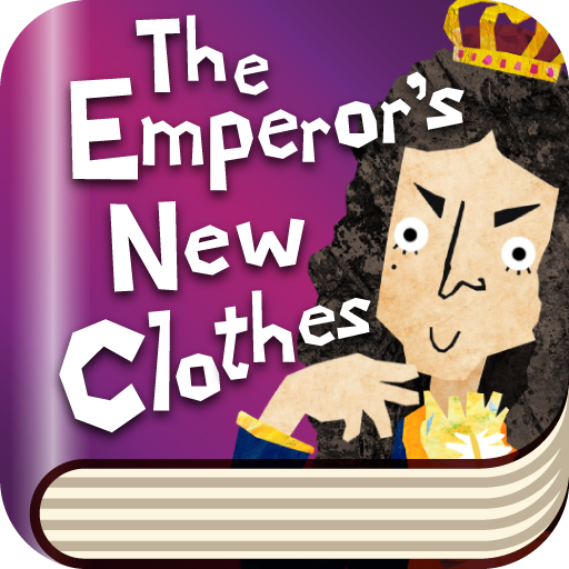 The Emperor's New Clothes – A Kidztory Classic animated interactive storybook