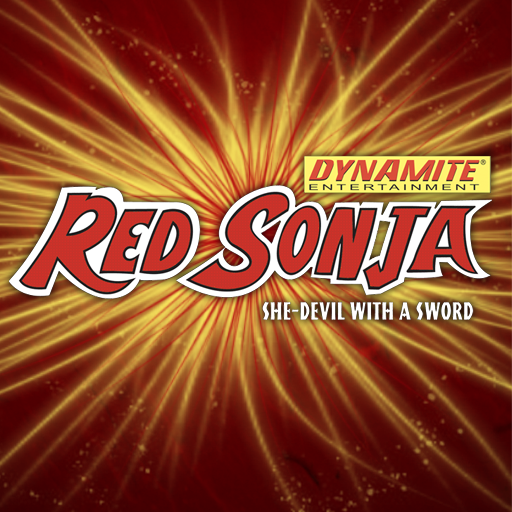 Dynamite Entertainment presents Red Sonja Comics