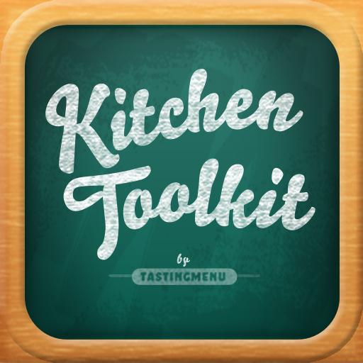 Kitchen Toolkit - A cook's best friend.