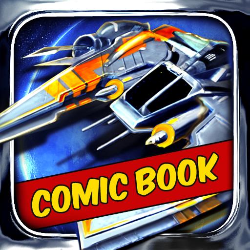 Star Battalion - The Comic Book