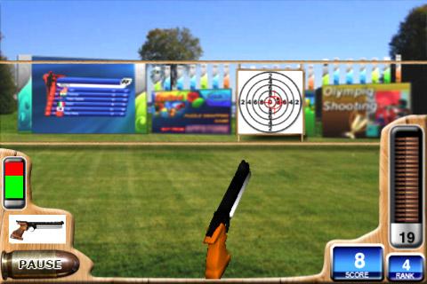 3D Pro Shooting Screenshot