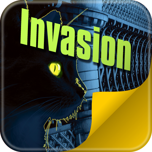 Invasion on Mars - Invasion auf dem Mars