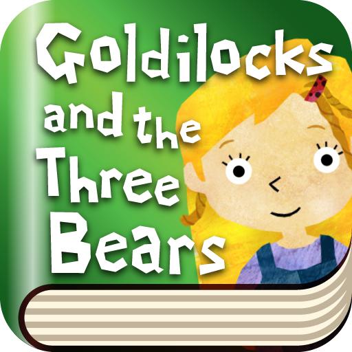 Goldilocks and the Three Bears – Kidztory animated storybook