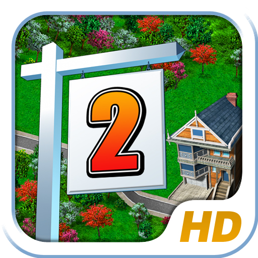 Build-a-Lot 2: Town of the Year for iPad icon