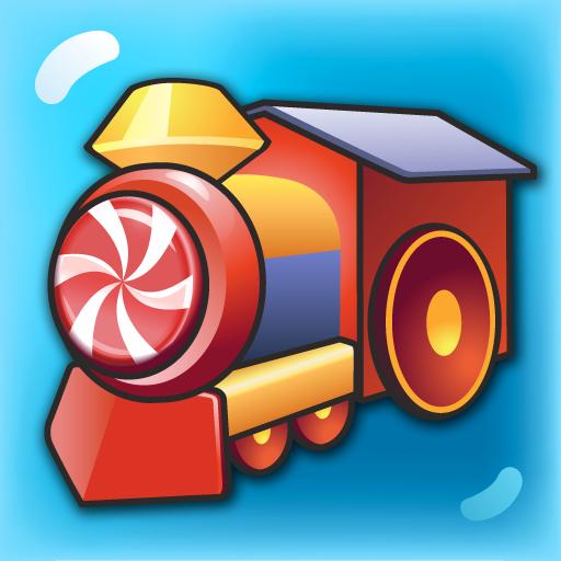 Candy Train (iPad) reviews at iPad Quality Index