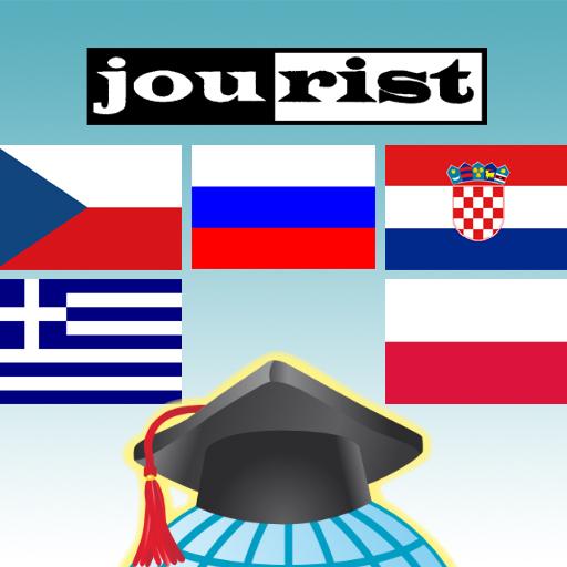 Jourist Kelime Oluşturucu. Güney ve Doğu Avrupa icon