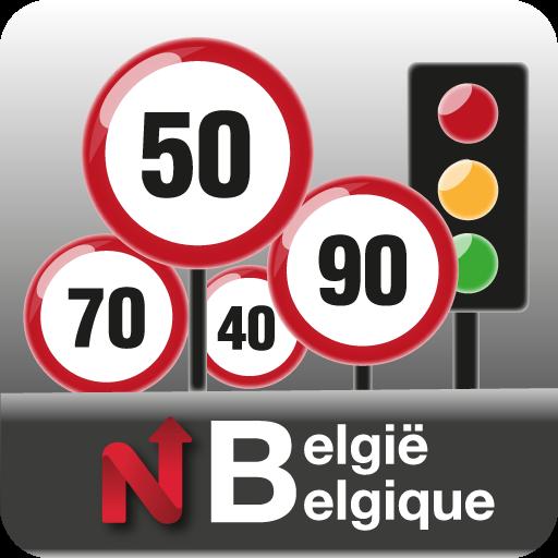 NRadar Belgie / Belgique