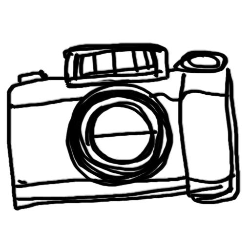 Camera Drawing Simple | www.imgkid.com - The Image Kid Has It!