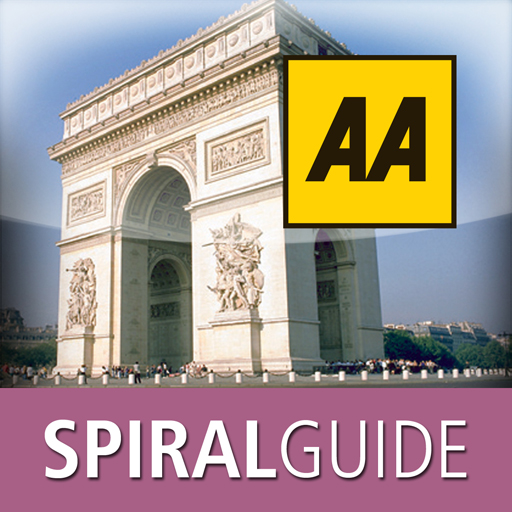 AA Spiral Guide Paris