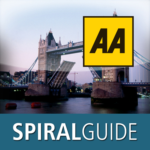 AA Spiral Guide London