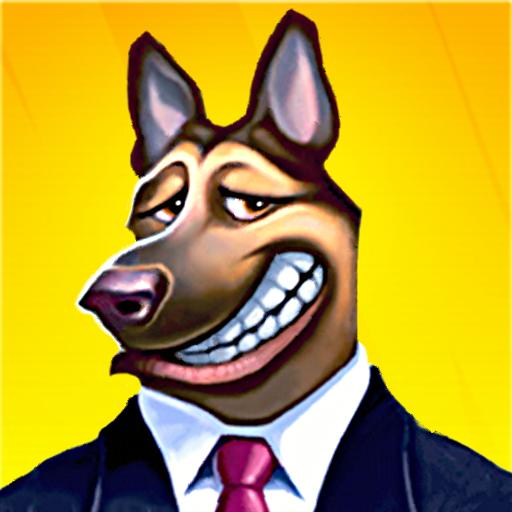 Dog Yourself Photo Booth - Premium